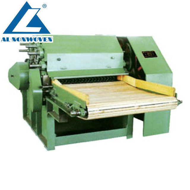 textile machine wool opening machine