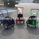 CLAMBER UB9035 Three wheel children bike bicycle/mini tricycle cargo bike for boys/trilcycle for kids