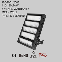 IP65 waterproof modular 250W LED Flood Lighting
