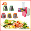 Best Vegetable Slicer Shredder And Chopper/Ice Cream Maker Machine Easy To Assemble