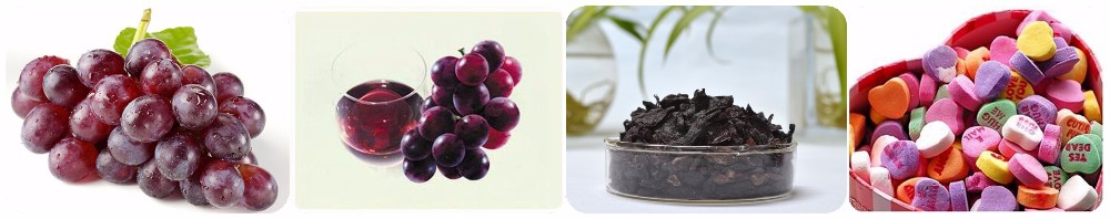 Grape skin extract 45%OPC 30%polyphenols, 100% from Grape skin