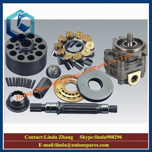 Hot sale for caterpillar CAT215 excavator pump parts