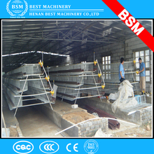 large poultry feeders / meat broiler chicken cages for sale
