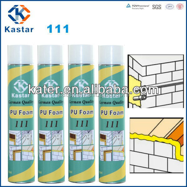 Kater Super Strong PU Foam For Construction Work