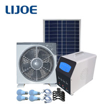 300W inverter off grid solar power station system with AC charger