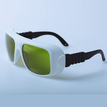 808nm laser safety google glasses for Alexandrite Diode ND:YAG Laser protection glasses