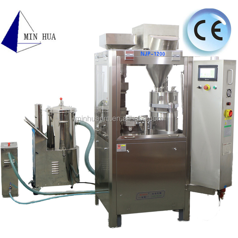 NJP-1200C Fully automatic pill capsule filling machine