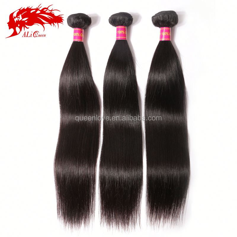 Top grade AAAAAA virgin hair 28 inch virgin remy brazilian hair weft