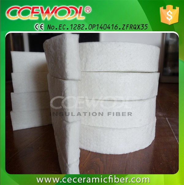 Insulation material fire blanket gasket for cement kiln