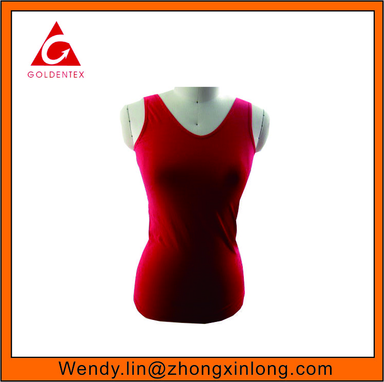 Seamless fitness GYM Sports Tank top for Women