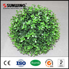 alibaba china outdoor faux greenary plant hedge balls