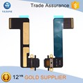 New Parts for iPad Mini Replacement black Dock Connector Charging Port Flex Cable