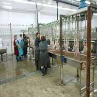 halal Poultry Slaughter Equipment/Chicken Slaughtering Machine/meat Processing Machinery