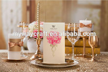 Brand new luxurious invitation card with high quality