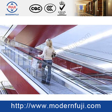 walk escalator passenger conveyor with speed 0.5m/s moving walkway