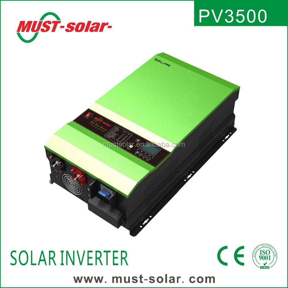 Solar inverter 8000w DC48V pure sine wave power inverter with wifi&remote controll mornitoring