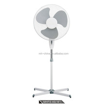 16 inch electric stand fan with oscillation made in China