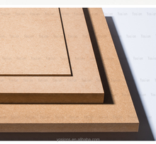 Factory Direct High Quality Plain Mdf Board Made In China