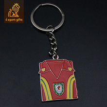 sonier-pins clear acrylic keychains wholesale with personalised keyring with zinc alloy casting