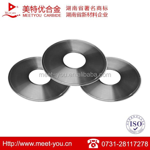 Wholesale supply high quality carbide disk cutter