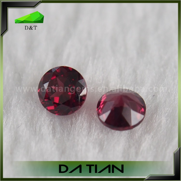Wholesale top quality red Mozambique garnet with best price