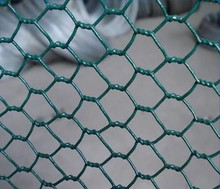 China supplier Galvanized Hexagonal Wire Mesh/Hexagonal metal mesh/anping hexagonal mesh