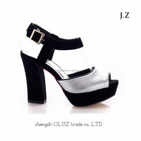 OS13 sexy gladiator beautiful ladies high heel platform shoes