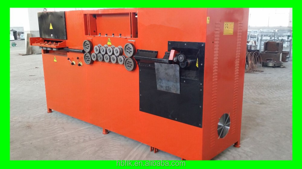 factory price round bar bending machine