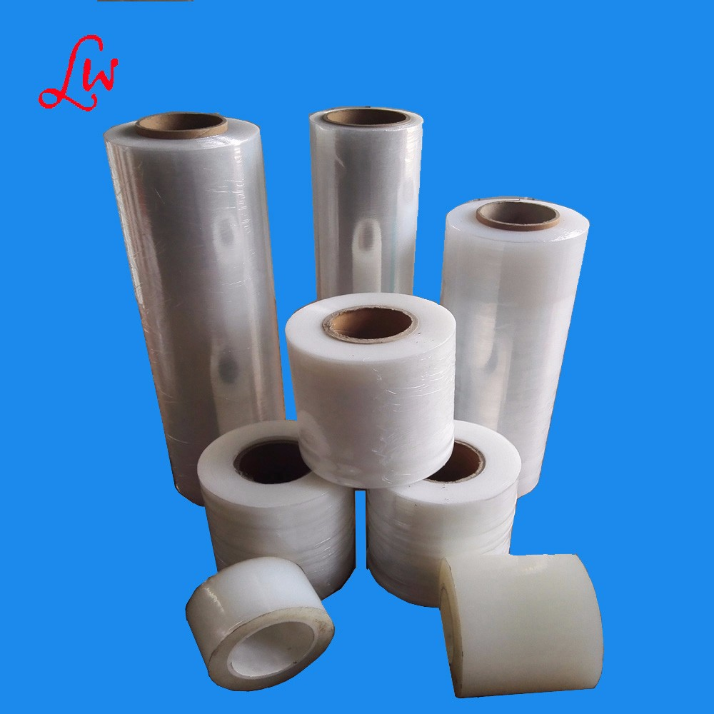 High quality Ldpe plastic pallet stretch film