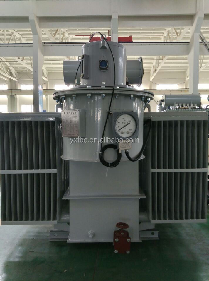 500kva Electroslag Furnace Transformer single phase oil immersed transformer