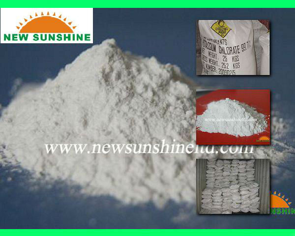 Tech grade kclo3 potassium chlorate