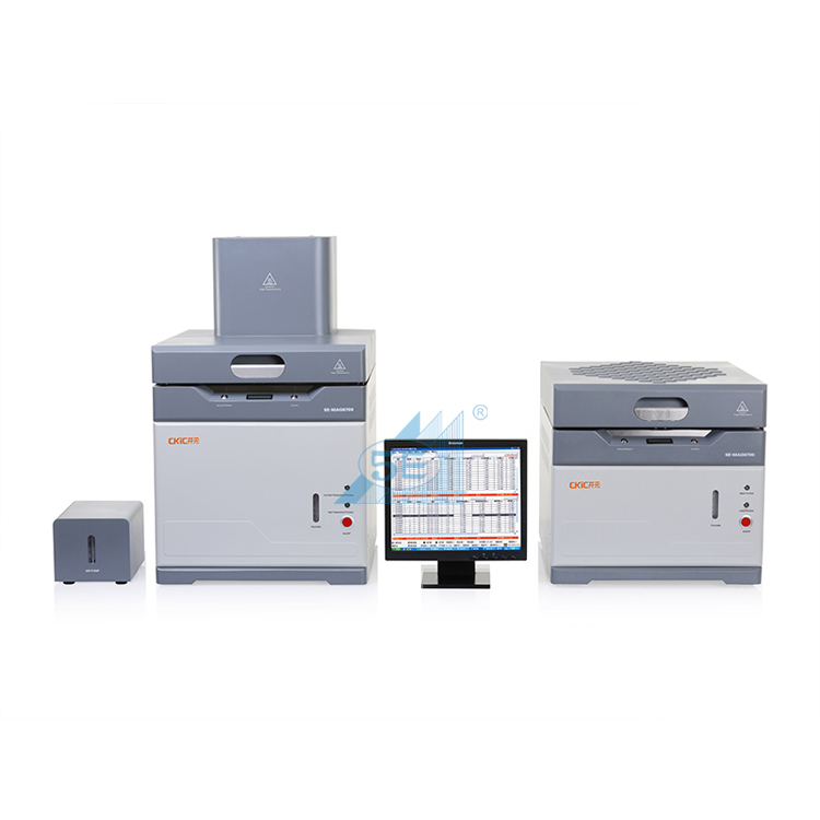 Volatile Matter Proximate Analyzer Content Tester