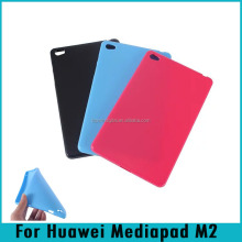 For Huawei M2 Case 8 inch Tablet PC Silicon Soft Back Case For Huawei Mediapad M2