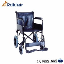 Modern Economical Steel Used Manual Wheelchair For Elderly