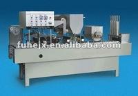 guangzhou packing machinery BG32A-4 full automatic jelly jam milk cup filling sealing machine