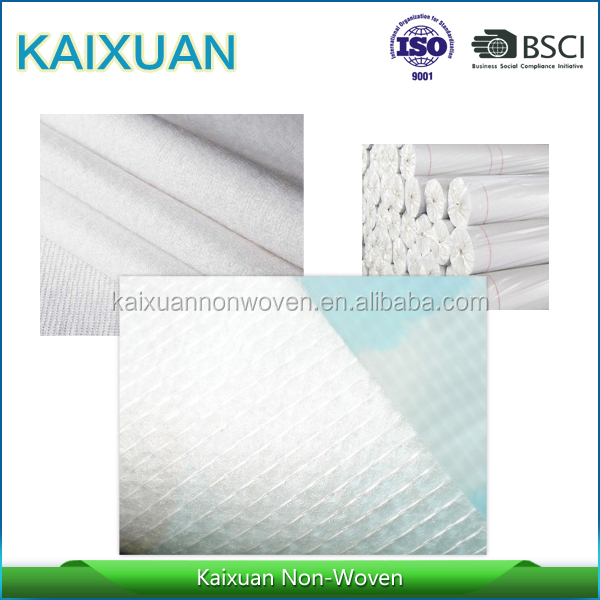 strong waterproof material rpet stitch-bonded nonwoven fabric
