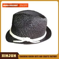 FASHIONABLE PANAMA STRAW HAT
