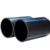 HDPE pipe rolls 2 inch 3 inch 4 inch black plastic irrigation pipe price for Cold water