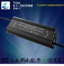 Waterproof ip67 30W 50W 80W 100W 150W 200W 400W constant current led light power supply