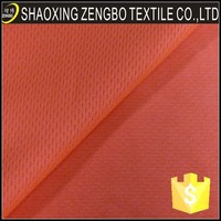 Polyester cotton Fabric TC pique coarser knit Fabric