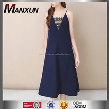 2017 New Style Sexy Spaghetti Strap Girl's Dress A Line long dress Names Of Ladies Dresses