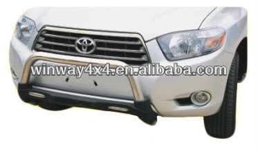 BRUSH GUARD GRILLE GUARD FOR TOYOTA HIGHLANDER 2008-2012