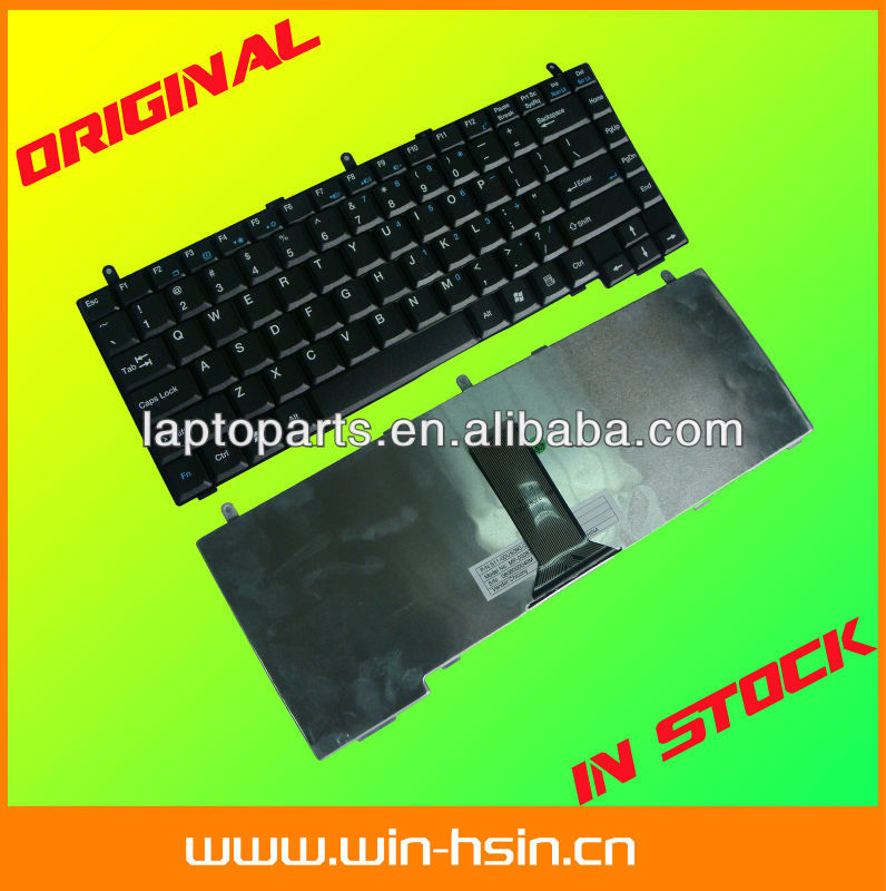 Wholesale! US layout Brand New Laptop Keyboard for MSI MS1414
