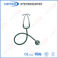 Electronic Stethoscope with non-chill ring