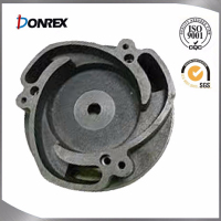 OEM casting for aluminum pump case