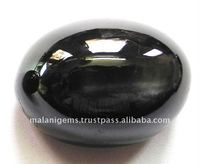 Natural Black Star Oval Cabochon 18x25mm Calibrated Stones