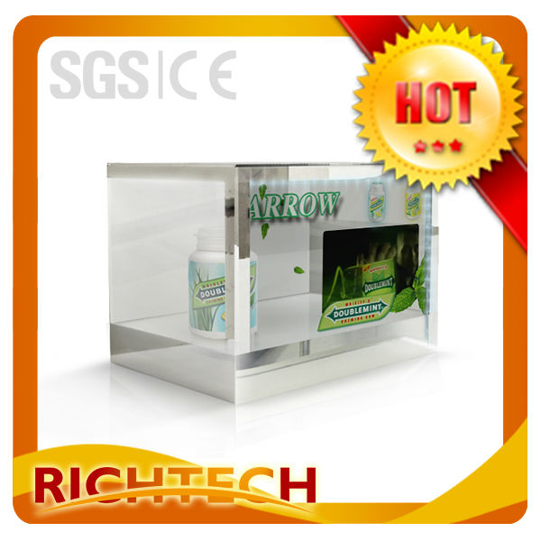 "12.1"",19"",22"",32"",42"",46"" Good price of Transparent LCD Video Showcase/Transparent LCD Display"