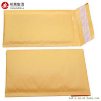 China Customized Wholesale Padded Kraft Paper Bubble Envelope