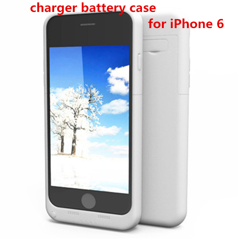 Factory price battery charger case for iphone 6 battery case phone accessories mobile power bank 2017 hot sale item top selling