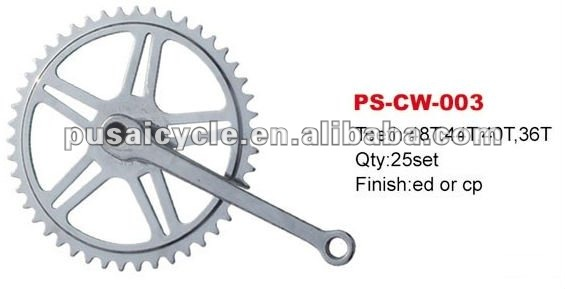 bicycle parts and chainwheel&cranks
